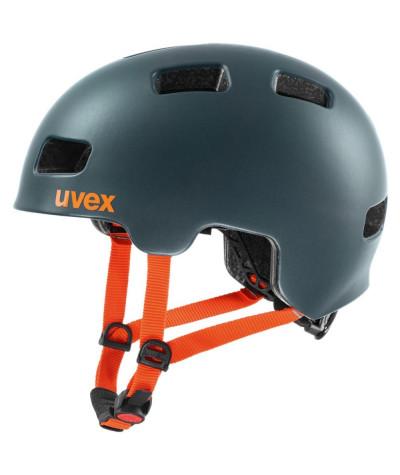 Uvex HLMT 4 CC Petrol Mat