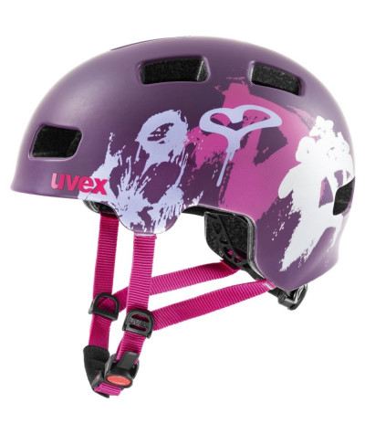 Uvex HLMT 4 CC Purple...