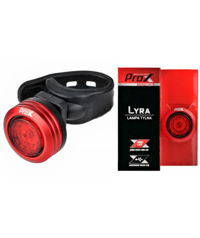 Lampka tylna czerwona ProX...