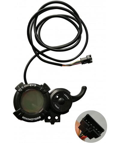 Licznik manetka EY3 Minimotors