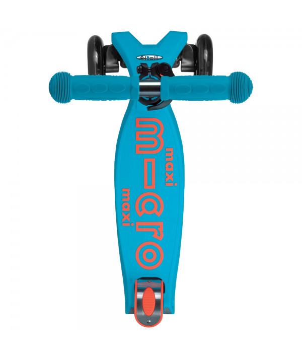 Hulajnoga Maxi Micro Deluxe Karaibski Niebieski (Caribbean Blue)