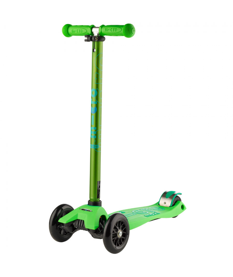 Hulajnoga Maxi Micro Deluxe Zielona (Green)