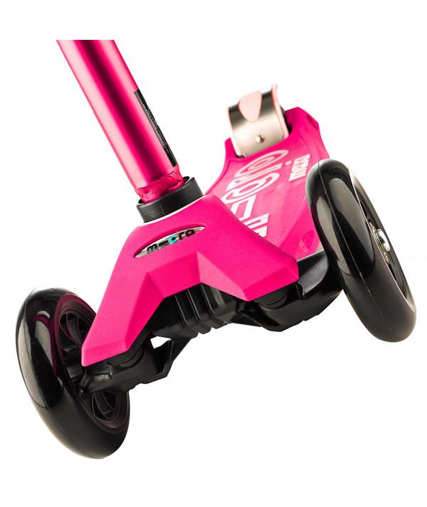 Hulajnoga Maxi Micro Deluxe Różowa (Pink)