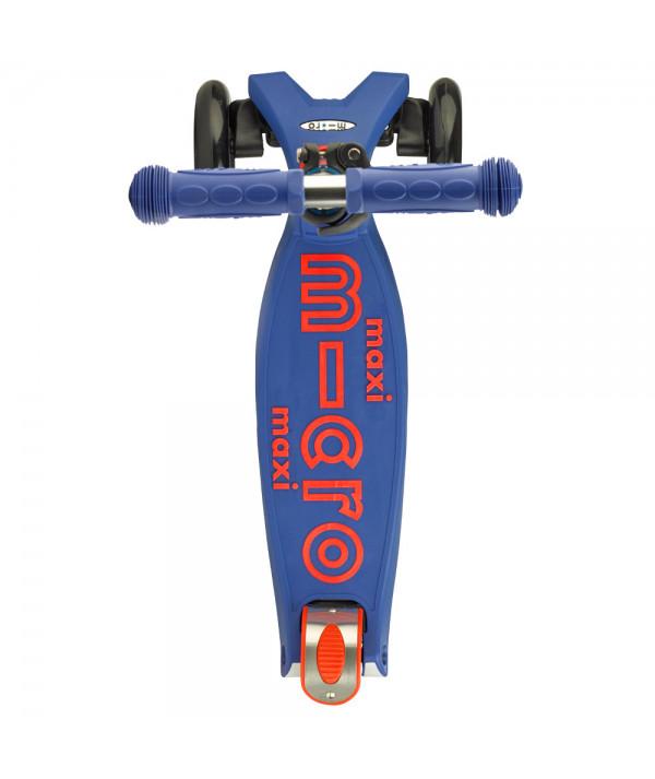 Hulajnoga Maxi Micro Deluxe Niebieska (Blue)