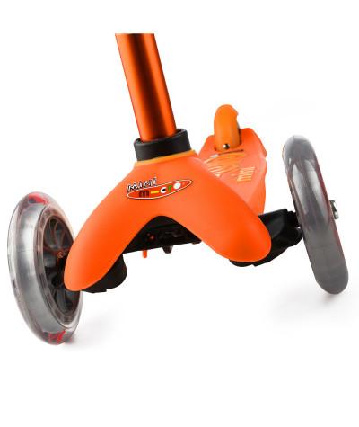 Hulajnoga Mini Micro Deluxe Pomarańczowa (Orange)
