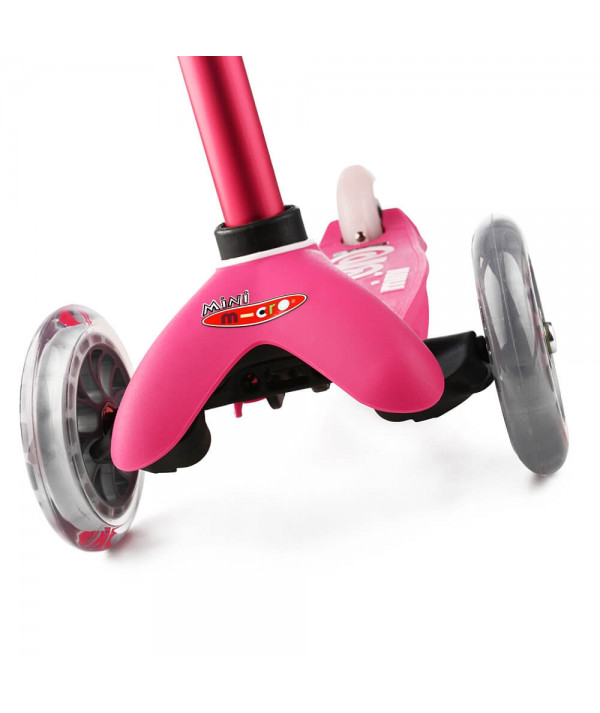 Hulajnoga Mini Micro Deluxe Rózowa (Pink)