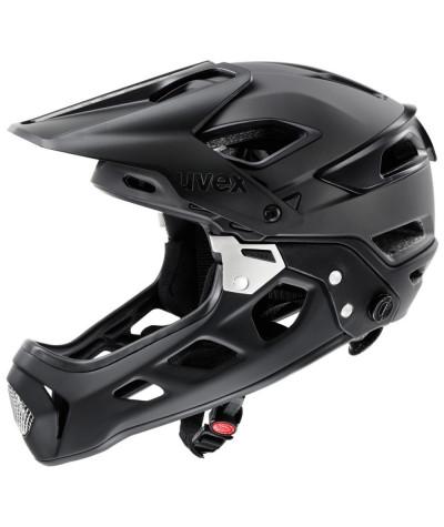 Uvex Jakkyl HDE 2.0 Black Mat