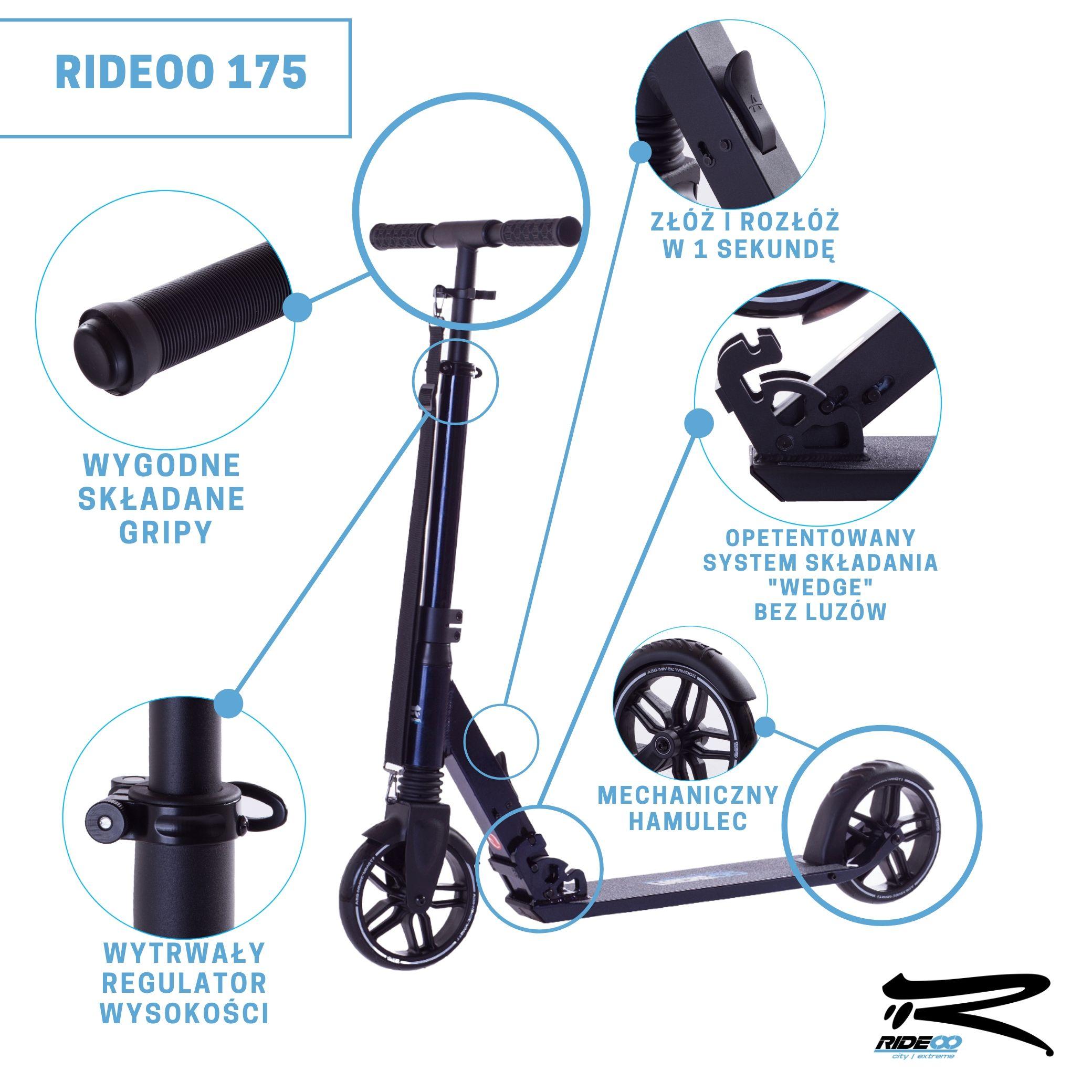 Rideoo 175
