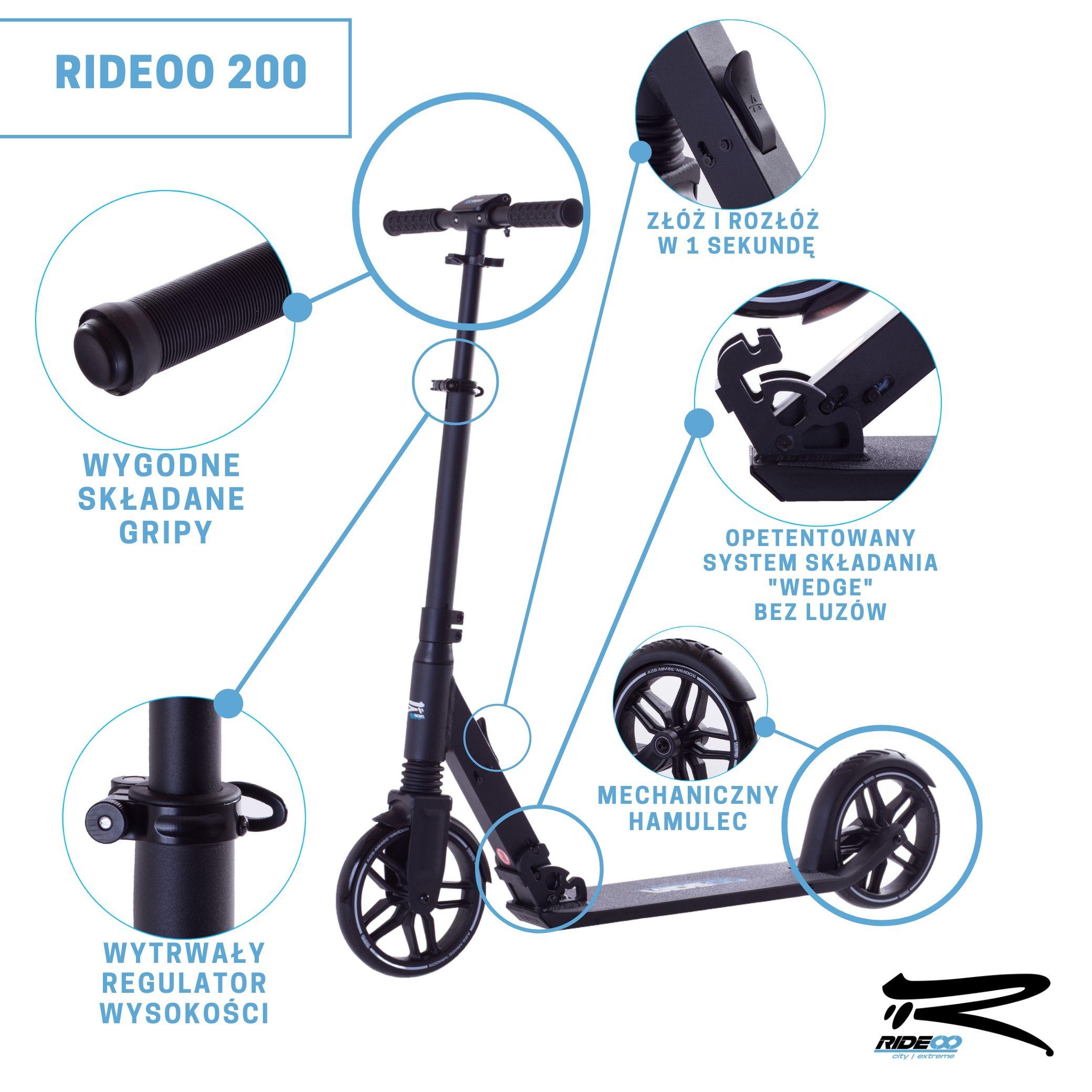 Rideoo 200