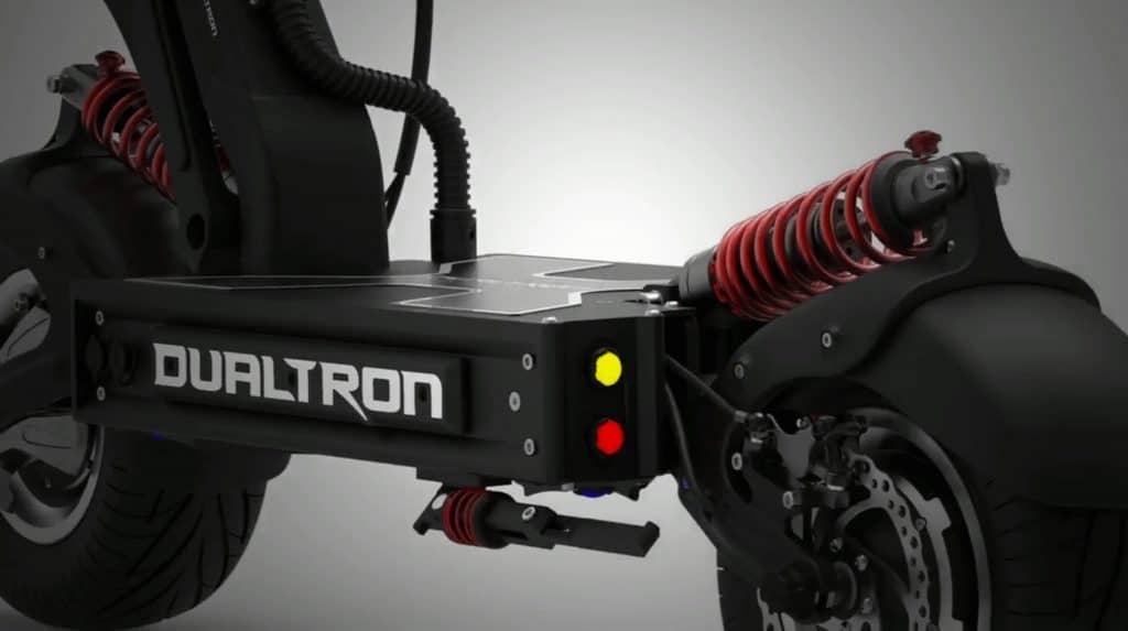 Dualtron X bok