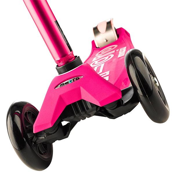 Maxi Micro Deluxe Różowa
