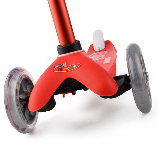 Mini Micro Deluxe Czerwona
