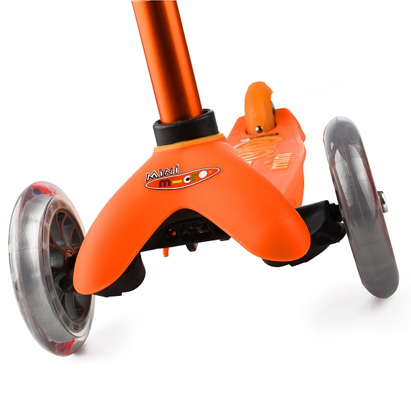 Mini Micro Deluxe Pomarańczowa