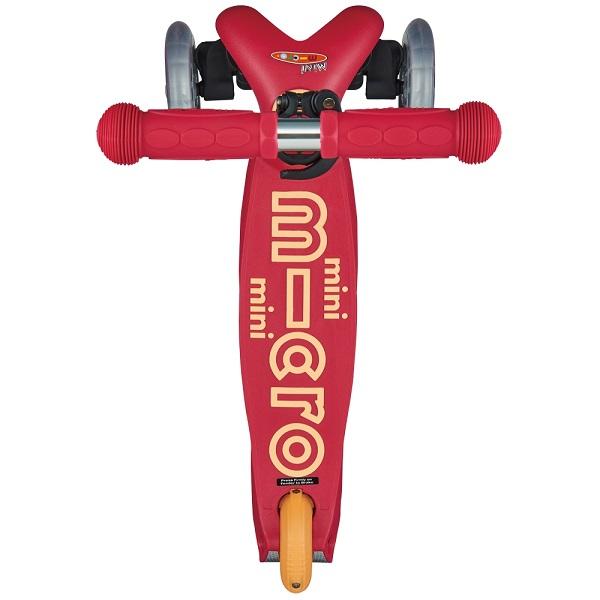 Mini Micro Deluxe Rubinowa Czerwień