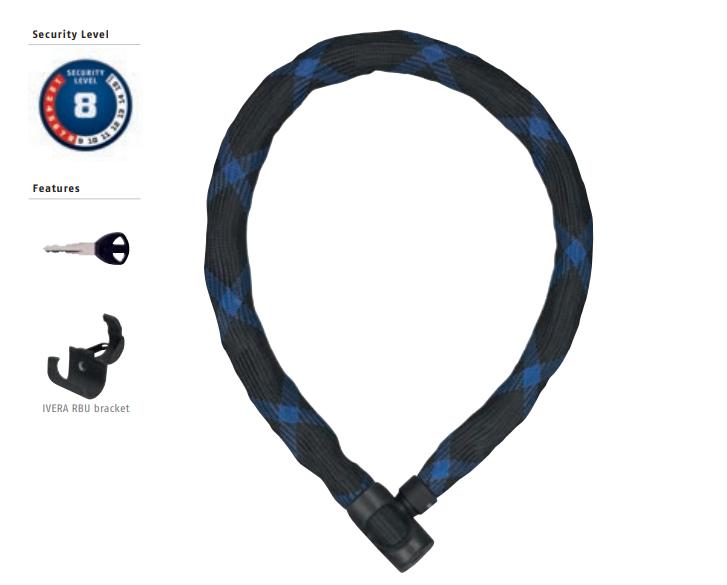 ABUS 7210/85 IVERA Chain