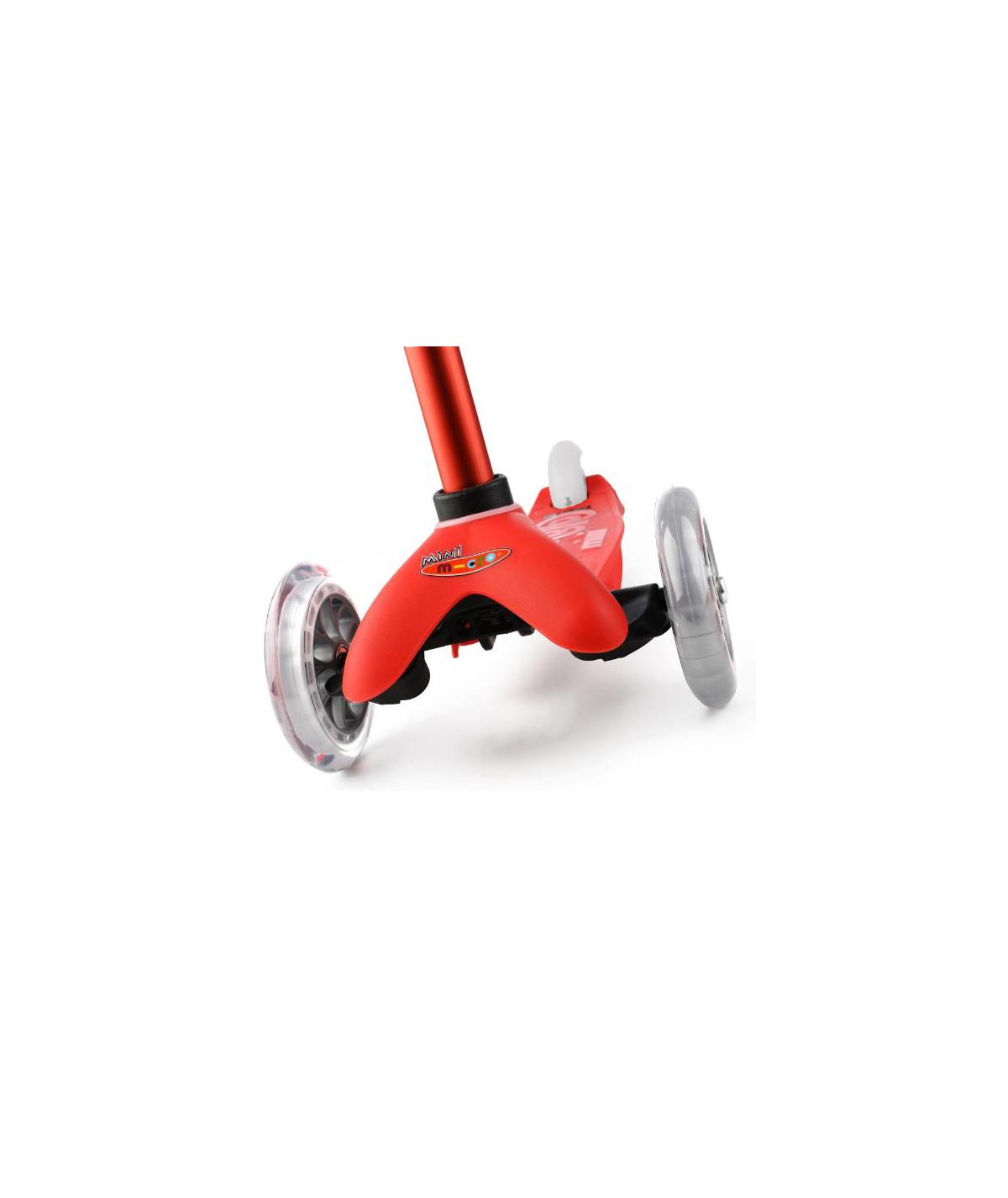 Maxi Micro Deluxe Czerwona
